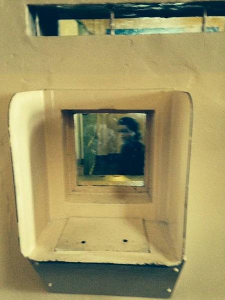 ghost figure alcatraz prison