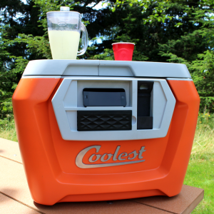 Coolest Cooler front view