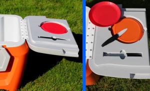 Coolest Cooler plates