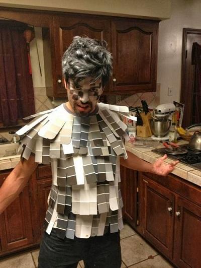 50shadesgrey costume