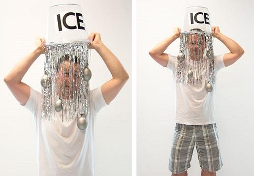 Ice Bucket halloween