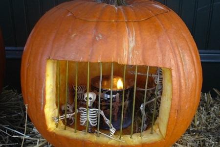 PumpkinJail