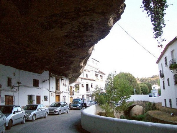 Setenil de las Bodegas Spain 4 600x450