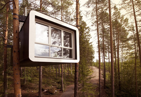 Tree Hotel - The Cabin