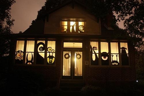 aliens halloween theme1