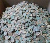 biggest roman coins treasure 175x150