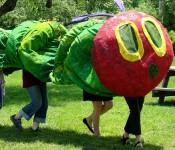 catterpillar costume 175x150