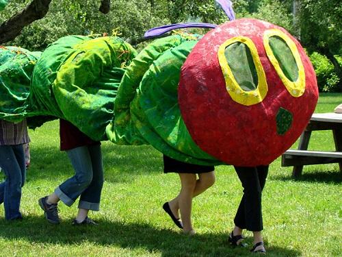 catterpillar costume