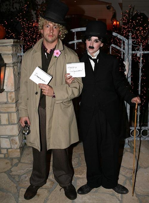 charliechaplin halloween costume