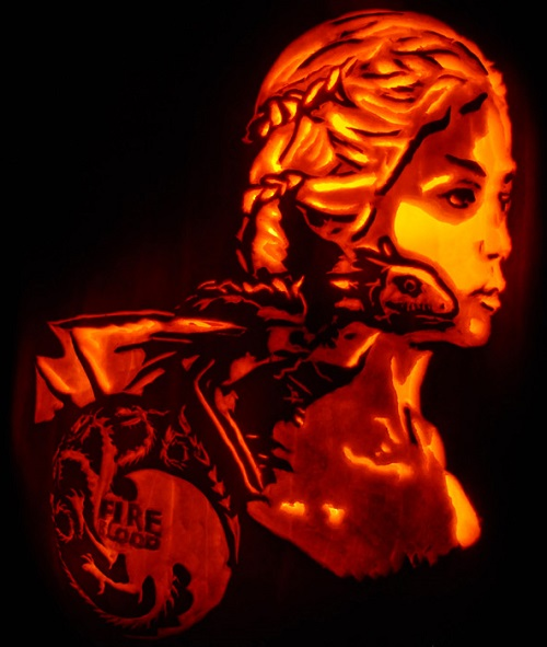 daenerys-targaryen-dragon-pumpkin-carving