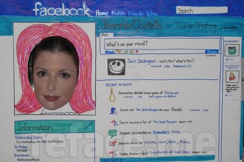 facebook halloween costume