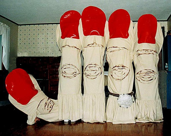 fingers costume group