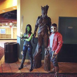 guardians galaxy halloween costume