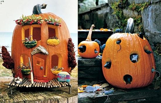 house-pumpkin