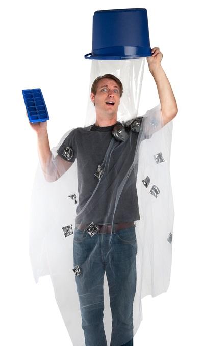 ice bucket challenge costume