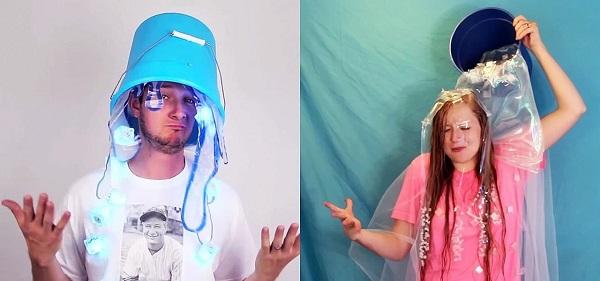 ice bucket challenge costume1