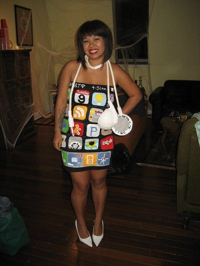 iphone costume headphones