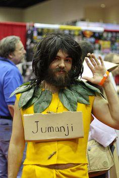 jumanji halloween costume