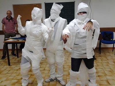 mummy halloween costume2