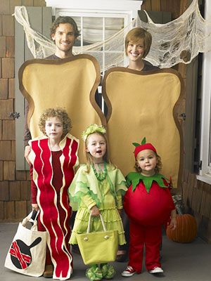 sandwich costume