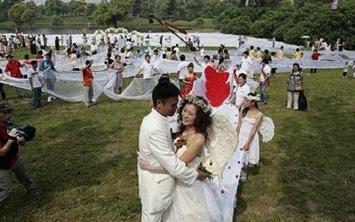 wedding dress china