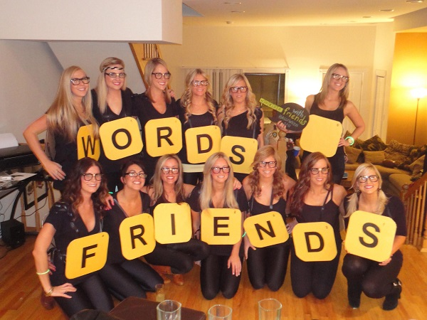 words costume