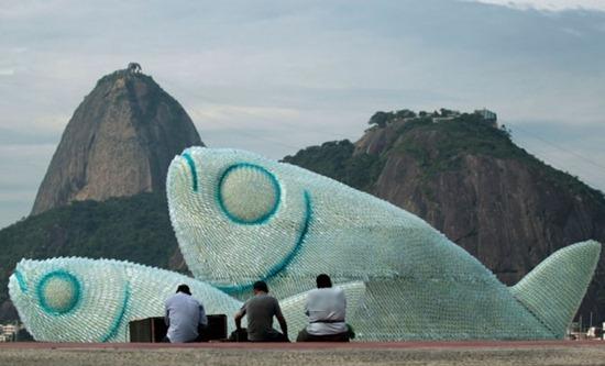 Fish Sculptures 3 - Brazil - 2012