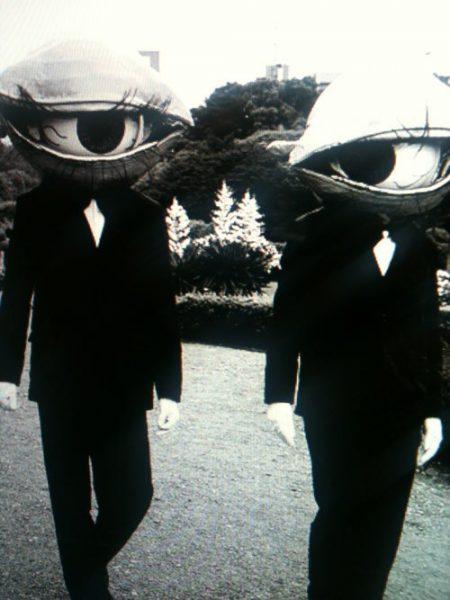 Eye-head Halloween Costume