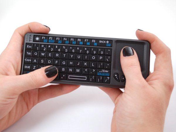 smallest keyboard 600x450