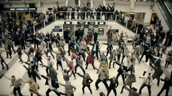 liverpool flashmob for commercial 600x336