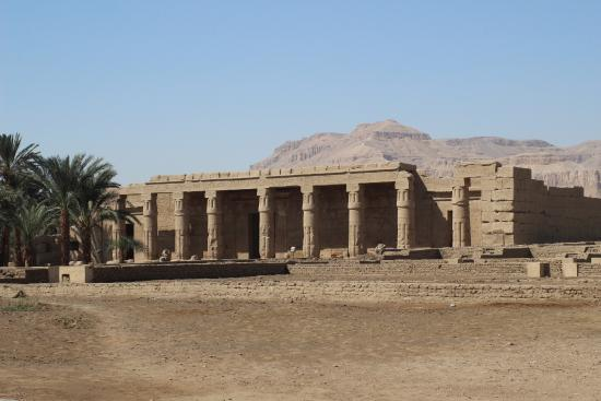 temple of seti the temple of millions of year