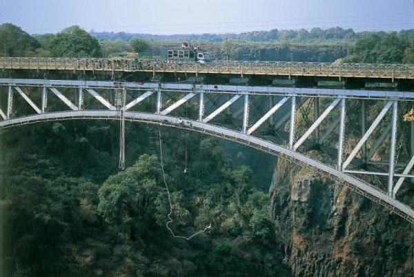 The bridge where the incident happened.