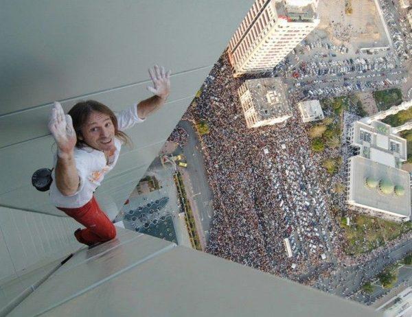 alain robert spider man climbing on tallest buildings 600x462