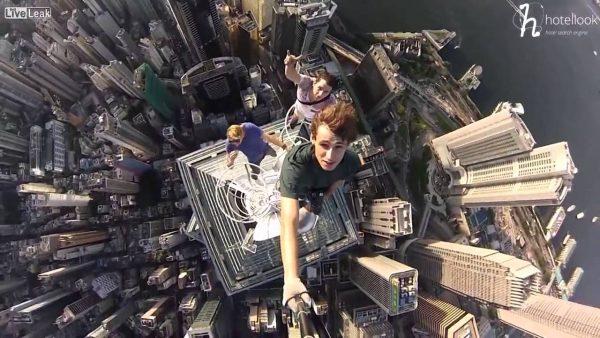 highrise Hong Kong tallest builidings climbing 600x338
