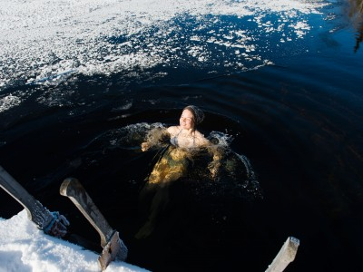 finland the best country for a dip in cold water