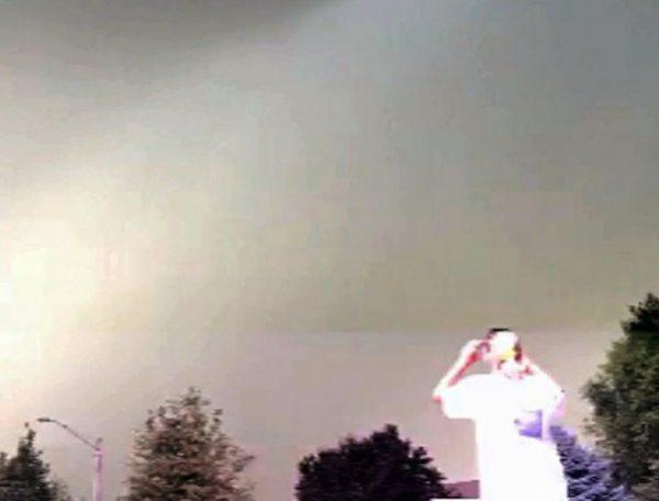 Lightning Strike Woman from Idaho 600x456