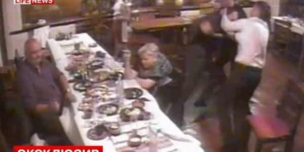 wedding brawl in russia 600x300
